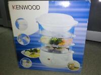 KENWOOD Food Steamer. BRAND NEW