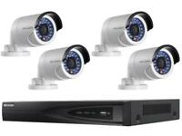 WANTED - CCTV SYSTEM