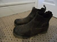 Site Safety Boots, size 11, mint condition
