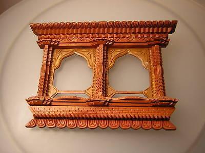 Holz Fenster aus Nepal(wooden window Nepal )