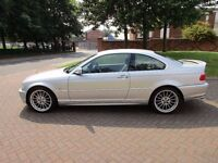 Bmw 330ci Automatic Coupe in Excellent Condition swaps