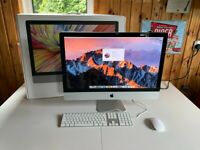 """27"""" Apple iMac Mid 2011, Intel i7"""