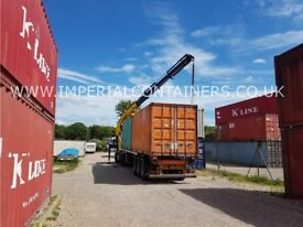 SHIPPING CONTAINER - SHIPPING CONTAINERS BIRMINGHAM
