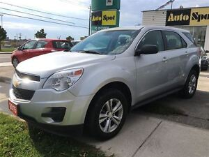 2015 Chevrolet Equinox LS/MASSIVE CLEAROUT EVENT/PRICED FOR AN I Kitchener / Waterloo Kitchener Area image 3
