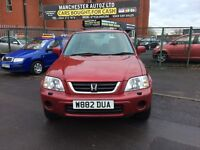 Honda Cr-V 2.0 ES Executive Station Wagon 5dr (sun roof, a/c) ,AUTOMATIC,SERVICE HISTORY,2 KEYS,