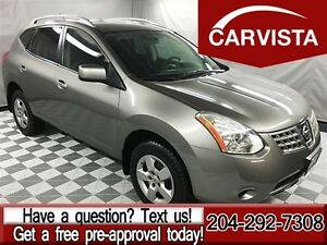 2010 Nissan Rogue S AWD -LOCAL NO ACCIDENTS- $100 Biweekly -