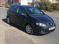 SEAT ALTEA 1.9 TDI DIESEL 2006 56 PLATE 3 OWNER SERVICE HISTORY CAM-BELT KIT DONE ANY P/X WELCOME