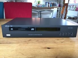 Arcam FMJ CDS27 CD Player (Black) - Excellent condition
