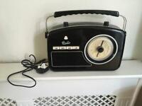 GPO Retro 4 Band Radio