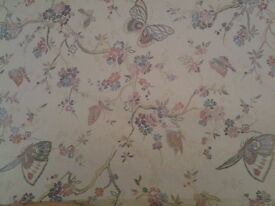 Fabric - upholstery/curtain fabric from John Lewis £25