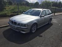 BMW 530 diesel automatic low mileage