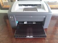Lexmark E120n Mono Laser Network & USB Printer. Boxed with all documents and plenty of toner left.