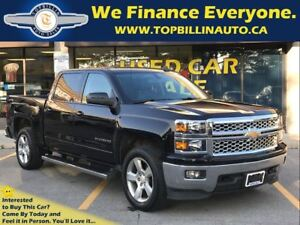 2015 Chevrolet Silverado 1500 LT Navigation, Leather, Only 37K k