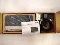 BT Homehub 4 ADSL broadband router, Brand new unused.