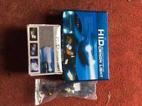 2 sets of h7 6000k Hid kits*