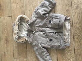 Brand new gap jacket 12-18 months