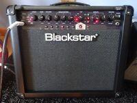 BLACKSTAR 1D15 TRUE VALVE GUITAR AMP IN EXCELLENT CONDITION
