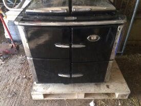 Rayburn Cookmaster XT - Oil