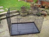 DOG CAGE / CRATE EXTRA LARGE