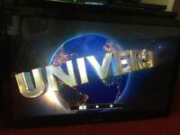 Blaupunkt 42inch 3D HD tv built in free view