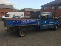 Ford Transit Crew Cab Tipper - Seriously Low Miles