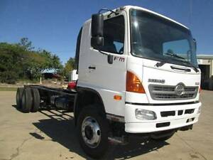 Hino FM 2632-500 Series Hino Cab/chassis Cab chassis Glanmire Gympie Area Preview