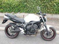 Yamaha, FZ 6,S2 2008, 599 (cc) ONLY 2,348 MILES.. £3500 ONO.