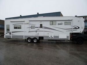 2008 Citation Fifth Wheel