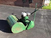 Ransomes Cylinder Lawn Mower with Honda Engine