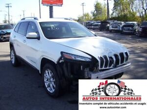 2016 Jeep Cherokee NORTH 4X4 V6 BALLON OK EN MARCHE