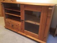 TV cabinet excellent condition