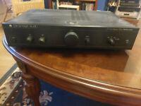Cambridge Audio amp and pair of speakers
