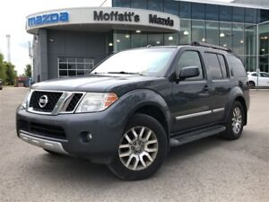 2010 Nissan Pathfinder LE 4WD LE 4X4 LEATHER, SUNROOF, BOSE, BAC