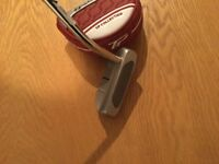 Taylormade Berwick tp collection putter brand new