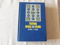 Electronic devices and circuits Millman, Chalkias 1967 RARE and PRISTINE