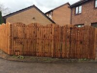 DO IT ALL..garden maintenance, Clearance, Fence Erected, all waste removed by us !!
