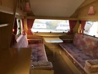 Fabulous classic Carlight 2 Berth Caravan /REDUCED