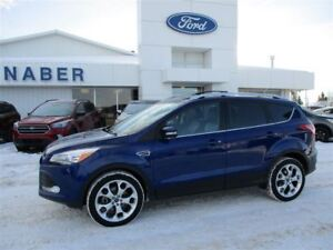 2013 Ford Escape Titanium AWD LOADED LEATHER NAV ROOF