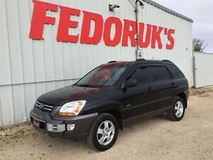 2008 Kia Sportage LX Package ***2 Year Warranty Available