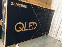 Brand new smart tv Samsung 75 inch QLED Q70T 2020/2021