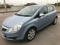 AUTOMATIC 2009 CORSA 1.4 PETROL MOTED OCTOBER 2018