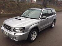 Subaru Forester XT Turbo