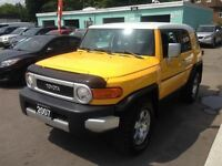 2007 Toyota FJ Cruiser 4X4 FREE OF ACCIDENTS A1