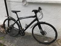 Claud Butler Urban 600 hybrid bike for sale