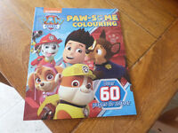 Nickelodeon Paw Patrol Paw-Some Colouring by Parragon Book Service Ltd