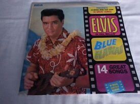 Elvis Presley Soundtrack Blue Hawaii Orange label Immaculate