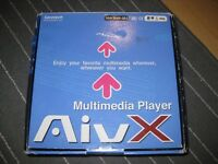 AivX Media Player with FM transmitter and 250GB Hard Disk Included