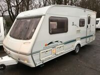 ☆ SWIFT CHALLENGER 530 4 BERTH ☆ TOURING CARAVAN ☆ IMMACULATE CONDITION ☆ FULLY SERVICED ☆ ALLOYS ☆