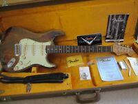Fender Custom Shop Rory Gallagher Strat