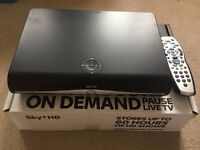 Sky + HD Box 250Gb - Excellent Condition - Used - x2 available